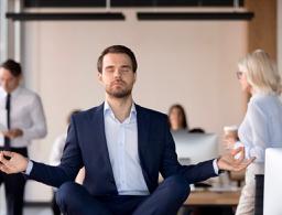 Gewohnheiten, z.B. Meditation, im beruflichen Alltag